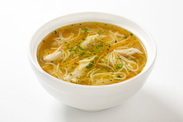 Суп с курицей и вермишелью рецепт с фото пошагово